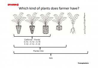 Which Transplanter do you need