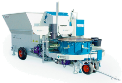 Demtec 4016 Potting Machine