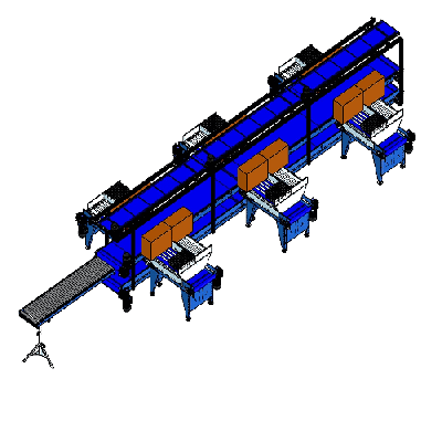 Urbinati Packing line